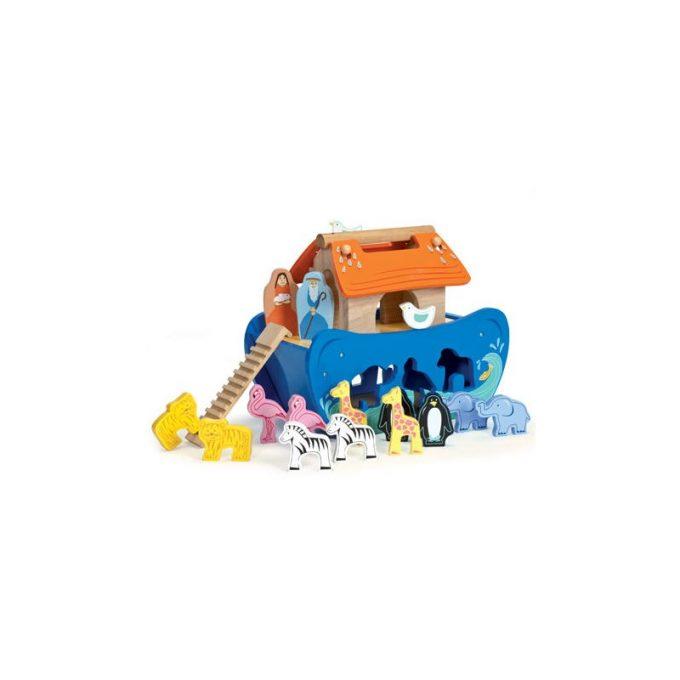 Klotsisorteerija ja Noa laev Le Toy Van