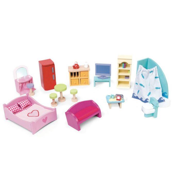 Nukumaja mööblikomplekt - Le Toy Van