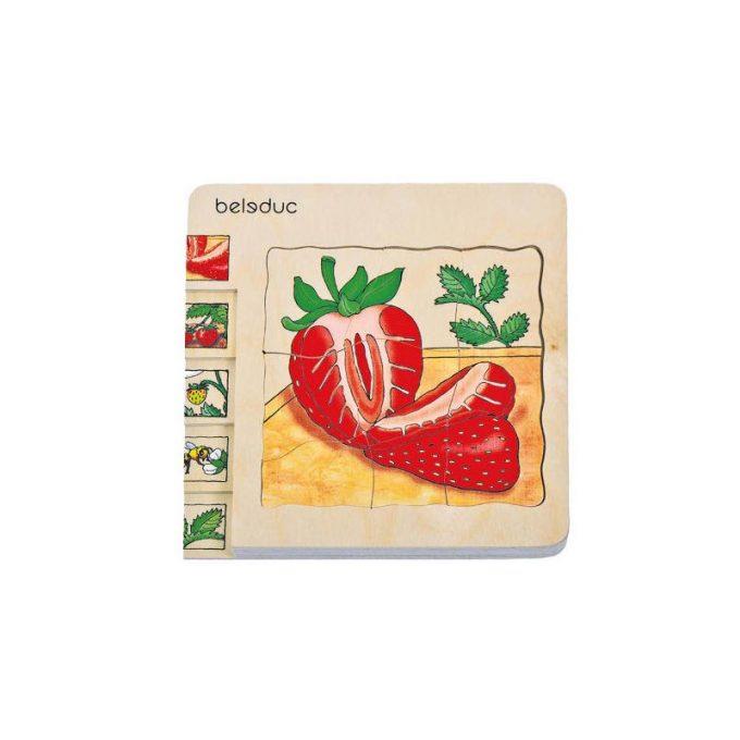 Kihiline maasikapusle