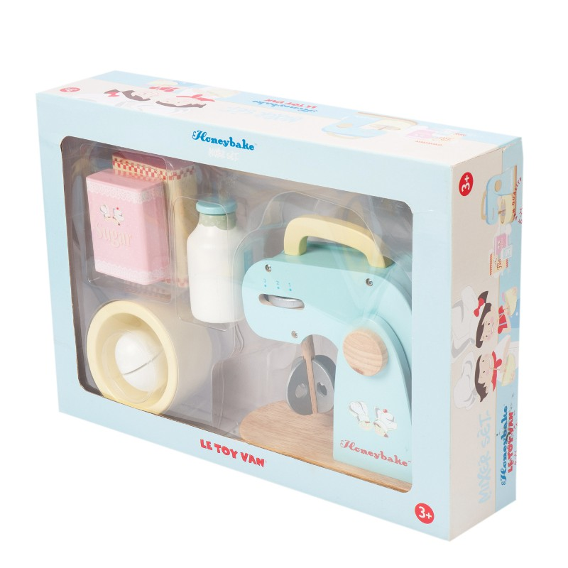 Mikserikomplekt Le Toy Van Honeybake