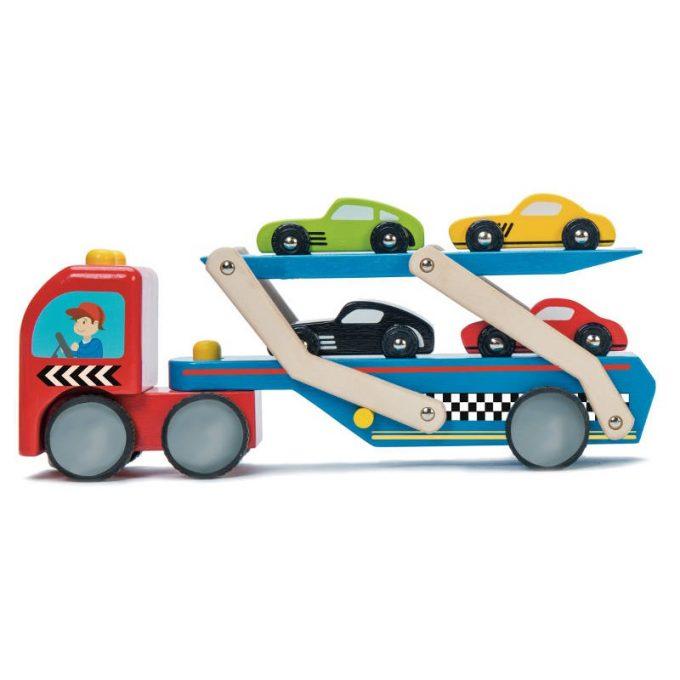 Treilerauto Le Toy Van