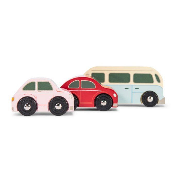 Retrostiilis linnaautod Le Toy Van