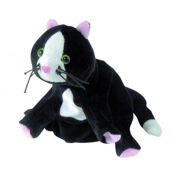 """Käpikloom """"Must kass"""""""