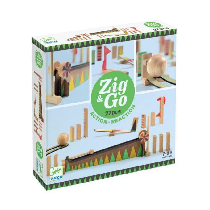"Teaduskonstruktor ""Zig & Go"" (27 osa)"