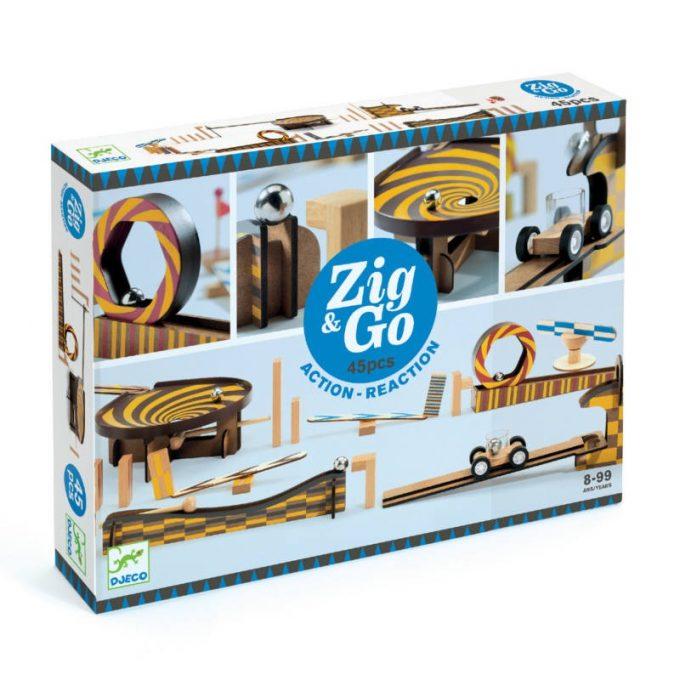 "Teaduskonstruktor ""Zig & Go"" (45 osa)"