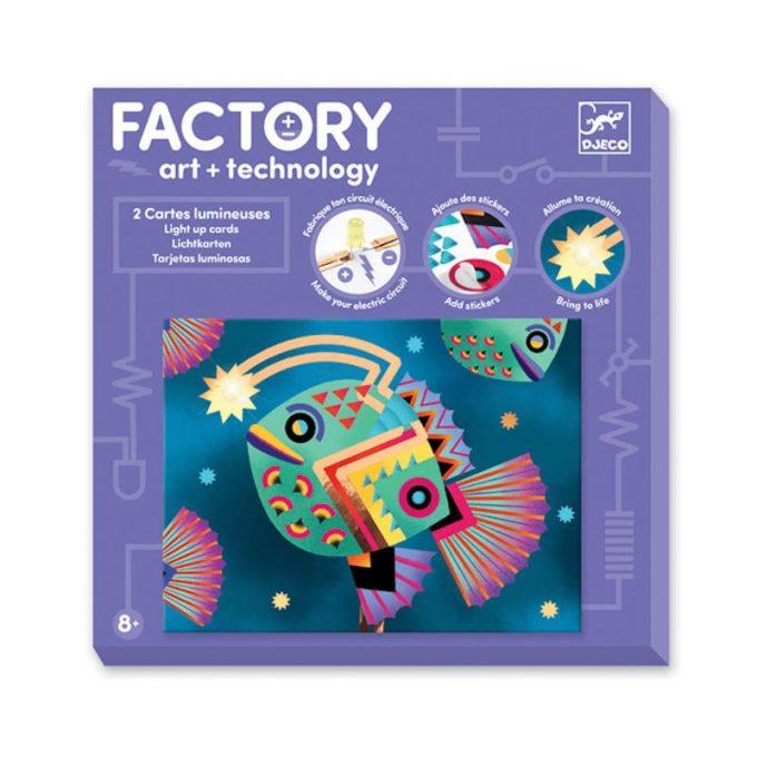 """Factory LED kunst """"Mereloomad"""""""