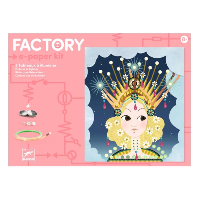 """Factory LED kunst """"Tiaarad"""""""